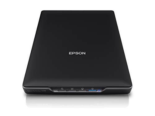 Epson Perfection V39 Color Photo and Document Scanner