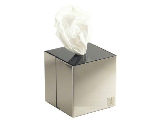 vendita professionale all'ingrosso online dettagliare Tissu Box, a forma di cubo, scatola di Kleenex, Scatola porta-fazzoletti,  Super qualità, made in Germany