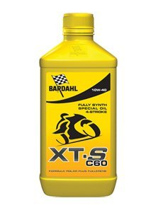 BARDHAL XT-S C60 10W-40 FULLY SYNTH SPECIAL OIL 4-STROKE
