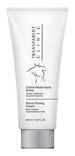 Transparent Clinic Crème straffende pour le corps - 200 ml