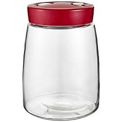Tarro de fermentación Lakeland con válvula de liberación de aire, 1,4litros