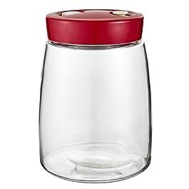 Lakeland, barattolo per la fermentazione con valvola per il rilascio dell'aria, 1,4litri