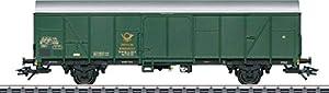 Märklin 47360 - Carro Postal para ferrocarril, Multicolor