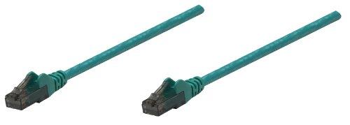 Intellinet Cat6 (UTP) Netzwerk Patchkabel (2X RJ-45, Vergossen) 7,5 m grün -