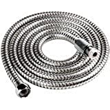 Housler®2 meters Stainless Steel Handhald Shower Hose (6.5ft) (78.7 inches) (2 Meters) by HOUSLER