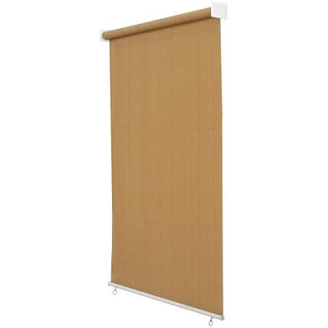 JAROLIFT Estor exterior / Persiana exterior / Toldo vertical, 220 x 230 cm(ancho x altura) beige