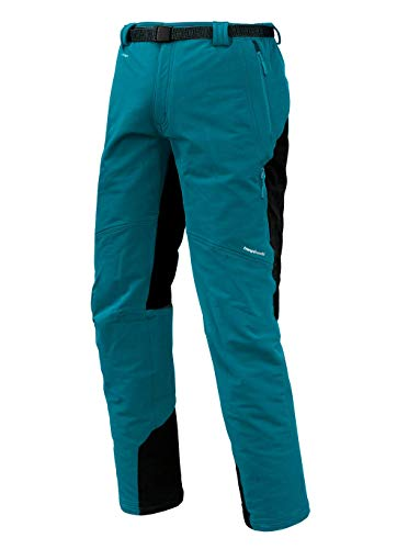 Trangoworld pc007744 – 6 x t-xlc Pantalon Long, Homme, Bleu Profond/Gris (Ombre Foncé), XL