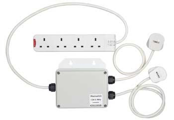 Maxiswitch 13amp 3kw max Relay Grow Light Controller