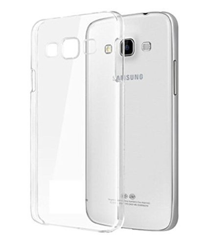 ASCENSION FOR samsung galaxy GRAND 2 G7106 silicon jelly gel Back Case Cover - Transparent