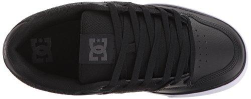 DC Shoes PURE SE SHOE D0301024, Baskets mode homme Black KWA