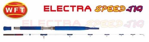 WFT ELECTRA SPEED JIG 2,00m 50lbs Pilkrute Bootsrute