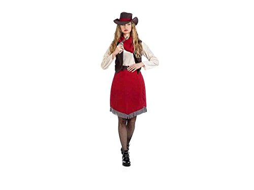 Für Velma Erwachsene Kostüm - Limit Sport Erwachsene Kostüm Jeansstoff Velma Gr. M, Mehrfarbig (328mam)