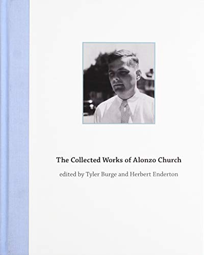 The Collected Works of Alonzo Church (Mit Press)