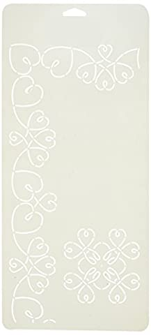 Sten Source Quilt Stencils with 2 1/2-inch Borders and 4-inch