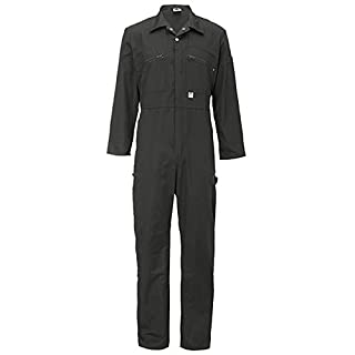 Army And Workwear Size: UK 10 (34 Chest) S Small | Colour: Black | Usage: Mechanic Builders Plumbers plasterers Womens Girls