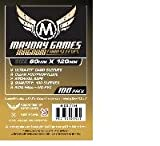 Mayday Games - 100 Magnum Gold Ultra-Fit...