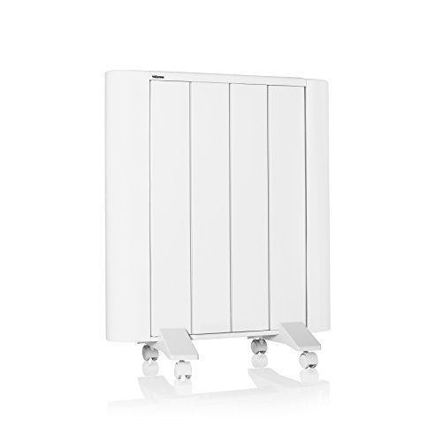 Radiatore elettrico Tristar KA-5132 - Alluminio - 4 elementi - 600 Watt - Timer