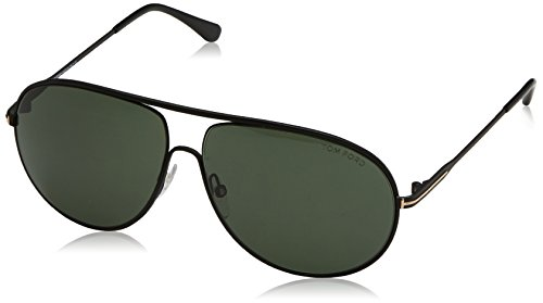Tom Ford Sonnenbrille FT0450_02N (61 mm) Black, 61