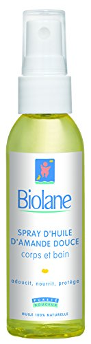 Biolane Spray Huile d'Amande Douce 75 ml
