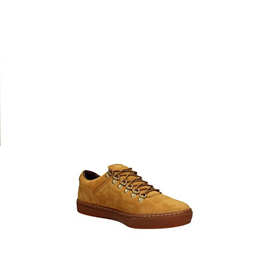 Timberland Mens Adventure 2.0 Cupsole Alpine Nubuck Shoes Bronzage