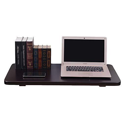 ERRU- Schwarzer Wand-Drop-Leaf-Tischklappschreibtisch, Küche & Esstisch Aus Holz, Computer-Schreibtisch Für Kinder (Größe Optional) (größe : 100x30cm) -