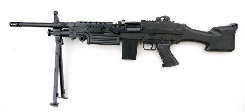 Softair Gewehr M248, Federdruck