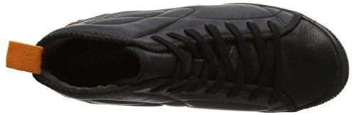 Sneaker Black Softinos Nero Izi399sof Donna w0qnv87