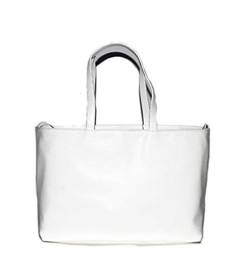 Love Moschino JC4080, Tote Femmes, 11x29x47 cm white