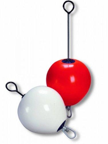 Danfender Mooring Boje - kurz oder lang - verschiedene Typen & Farben erhältlich, Farbe:rot, Typ:M 40 kurz