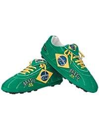 Brasilien Sloffie Slipper, Größe: Medium-für 11-13 EU - 45-47 Euro