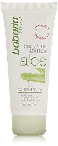 Babaria Crema de manos Aloe Vera - 100
