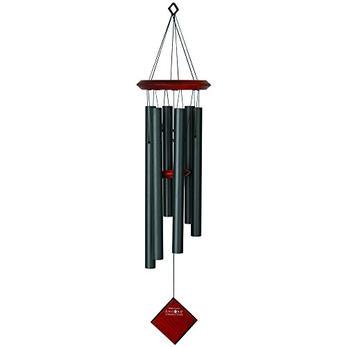 'Woodstock Chimes dce27 Chimes of Pluto - Evergreen - Encore Garden Bells