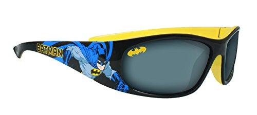Batman Kinder schwarz und gelb Kunststoff Sonnenbrillen