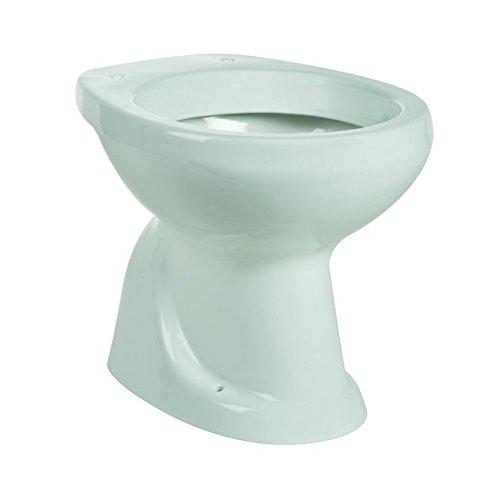 VASO WC bagno scarico terra universale porcellana ceramica UNIVERSALE