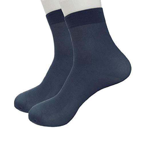 VJGOAL Männer Socken, 1 Paare Gemütlich Atmungsaktive Bambusfaser Ultradünn...