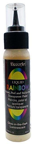 decoart-2-oz-liquid-rainbow-glow-in-dark