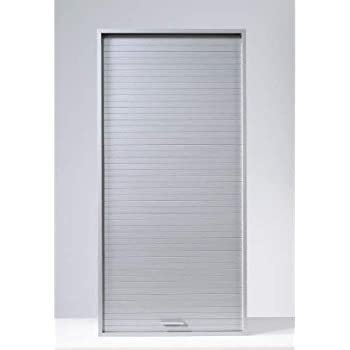 Ikea Avsikt Rouleau Devant Armoire Blanc Aluminium 40x121 Cm