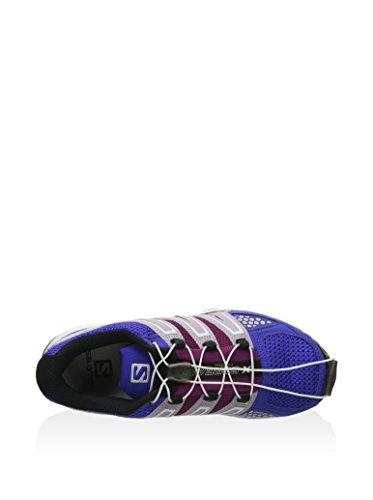Salomon X Scream W 358860, Running Femme Violet, rose clair, bordeaux, noir et blanc