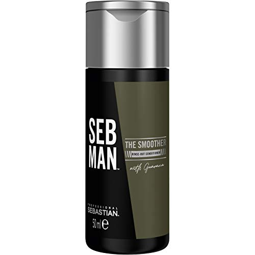 Feuchtigkeitsspendende Feuchtigkeitsspendende Haar-conditioner (Seb Man The Smoother - Feuchtigkeitsspendender Conditioner)