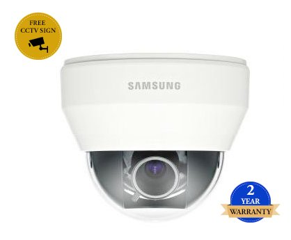 SS411 - Samsung SCD-5082 1000TVL CCTV 1280h SECURITY DOME-KAMERA DAY & NIGHT 3,3fach Vario-Objektiv SSDR HIGH RESOLUTION