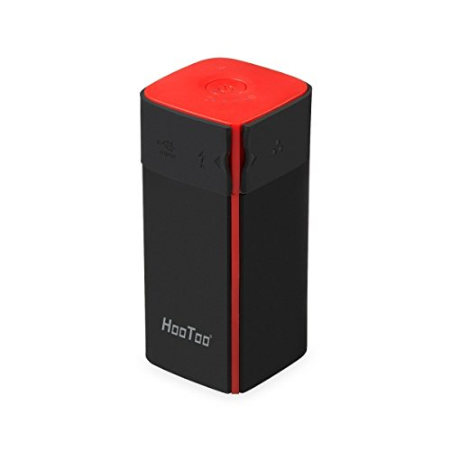 HooToo Wireless Hard Drive Companion, Wireless Router, 10400mAh External Battery Pack Travel Charger, Access Point - TripMate Titan Test