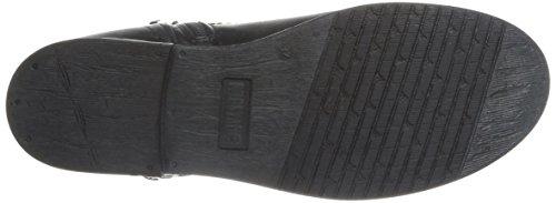 Mustang 2838501, Boots femme Noir (9 Schwarz)