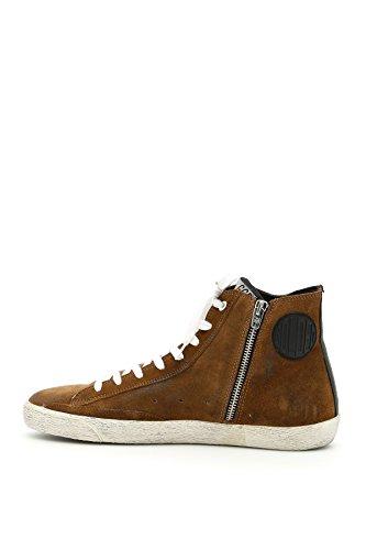 Sneakers Alta Golden Goose Francy Marrone