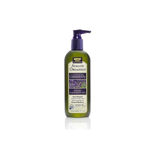 Avalon Lavender Facial Cleansing Gel 200ml