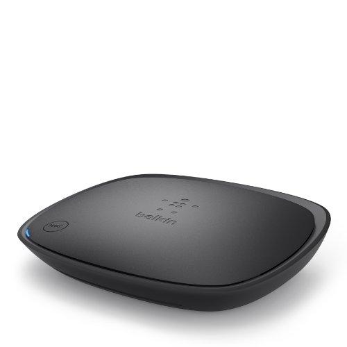 Belkin Surf N150 WLAN-Router Net 2.0 (bis zu 150mbit/s) schwarz (2 Net Surf)