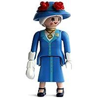 sobre Figura de Playmobil Serie 15 Chicas Abuela Victoriana