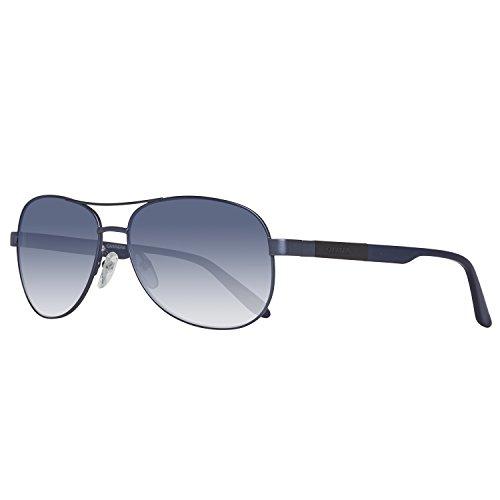 Carrera Herren 8019-S-TVJ-1D Sonnenbrille, Blau (Blue), 59