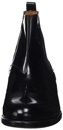 Schwarz Femme Black Chelsea TEN Diana POINTS Boots wSB0BqXI