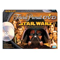 Star Wars Trivial Pursuit Star Wars DVD Jeu