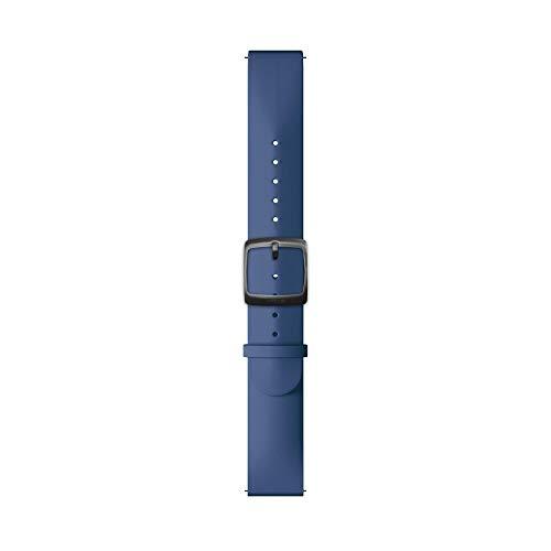 Withings Erwachsene Silikonarmband, Blue, 40mm